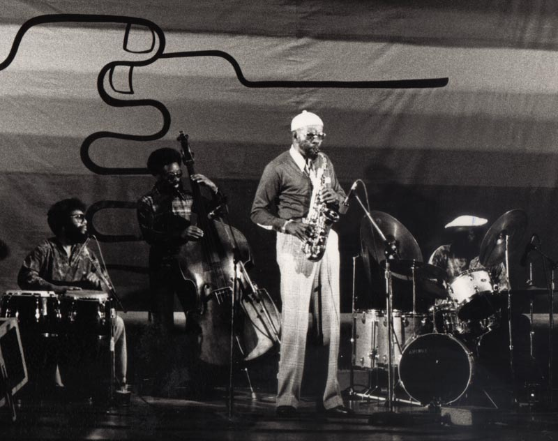Makanda Ken McIntyre Group at the Beacon Theatre, September 25, 1977