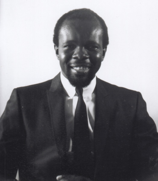 Makanda Ken McIntyre as a young man